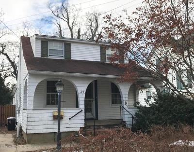 Single Family Home Sold: 25 Euclid Avenue