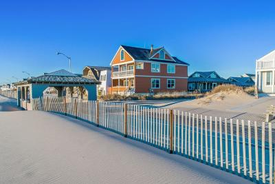 Avon-by-the-sea, Belmar, Bradley Beach, Brielle, Manasquan, Spring Lake, Spring Lake Heights Single Family Home For Sale: 145 Beach Front