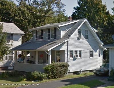Monmouth County Multi Family Home For Sale: 377 Indiana Avenue