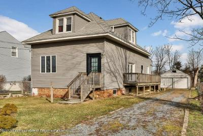 Long Branch Single Family Home For Sale: 507 Long Branch Avenue