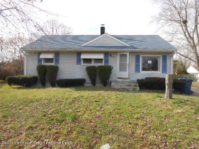 Neptune Township Single Family Home For Sale: 709 Green Grove Place