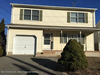 Monmouth County Single Family Home For Sale: 324 Carr Avenue