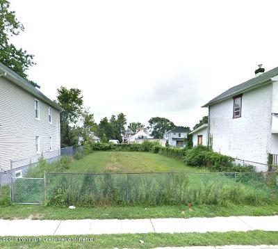 Asbury Park Residential Lots & Land Under Contract: 38 Ridge Avenue