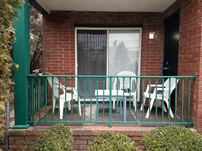 Long Branch Condo/Townhouse For Sale: 65 Cedar Avenue #A1