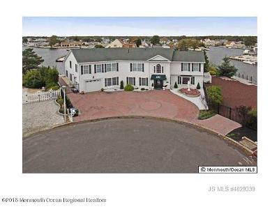 Ocean County Single Family Home For Sale: 101 Stillwater Road