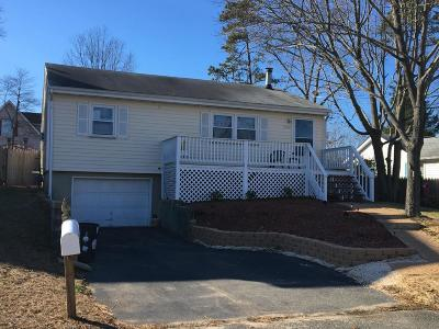 Ocean County Single Family Home For Sale: 2085 Brookdale Park Drive