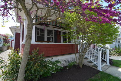 Red Bank Single Family Home For Sale: 45 Waverly Place