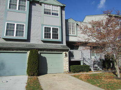 Neptune Township Condo/Townhouse For Sale: 309 Sea Spray Lane
