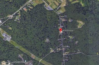 Freehold Residential Lots & Land For Sale: 78 Siloam Road
