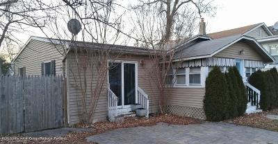 Belmar Single Family Home Under Contract: 1264 Briarwood Road