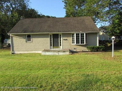 Brick NJ Single Family Home For Sale: $169,900