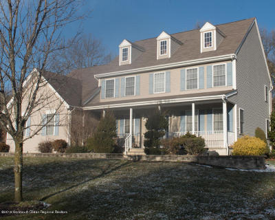 Jackson NJ Single Family Home For Sale: $462,000