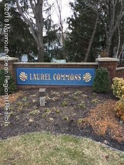 Toms River NJ Condo/Townhouse For Sale: $224,900