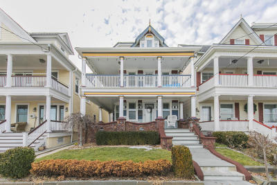 Ocean Grove Single Family Home Under Contract: 101 Central Avenue