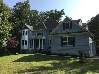 Freehold Single Family Home Under Contract: 184 Jackson Mills Road