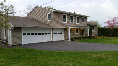 Long Branch Single Family Home For Sale: 36 Patten Lane