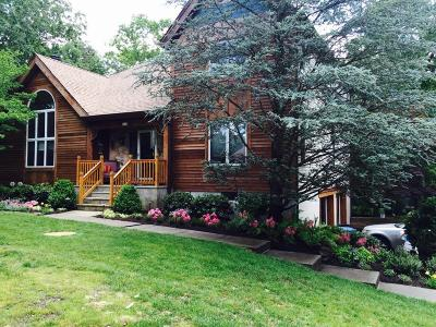 Jackson Single Family Home Under Contract: 15 Knolls Drive