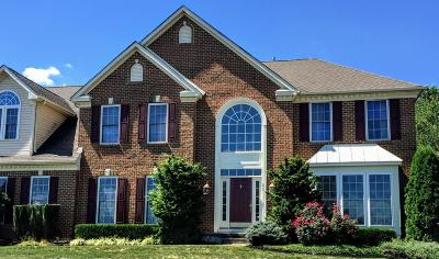 Freehold Single Family Home For Sale: 21 Nicole Court