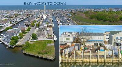 Avon-by-the-sea, Belmar, Bradley Beach, Brielle, Manasquan, Spring Lake, Spring Lake Heights Single Family Home For Sale: 455 Long Avenue