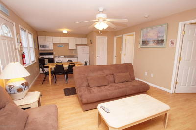 Seaside Park Condo/Townhouse For Sale: 39 Stockton Avenue #3