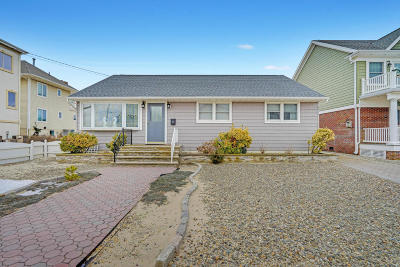 Seaside Park Single Family Home For Sale: 9 J Street