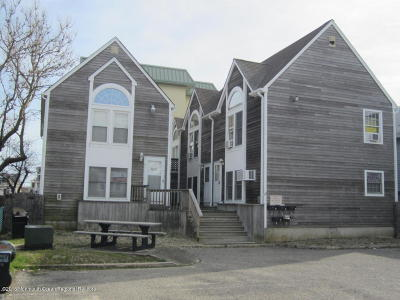 Seaside Heights Condo/Townhouse For Sale: 129 Blaine Avenue #A2