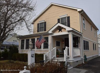 Manasquan Rental For Rent: 42 Ocean Avenue