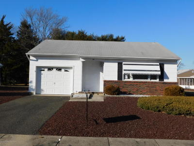Toms River NJ Adult Community Under Contract: $105,000