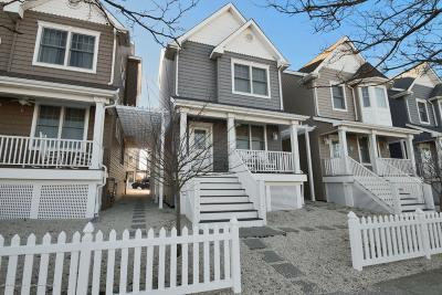 Seaside Heights Single Family Home For Sale: 215 Sherman Avenue
