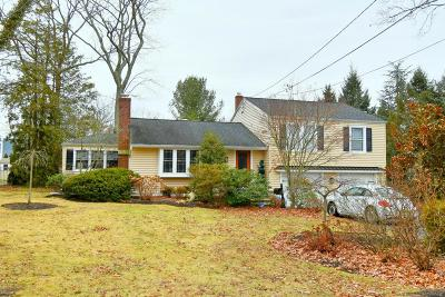 Brielle Single Family Home For Sale: 649 Oceanview Road