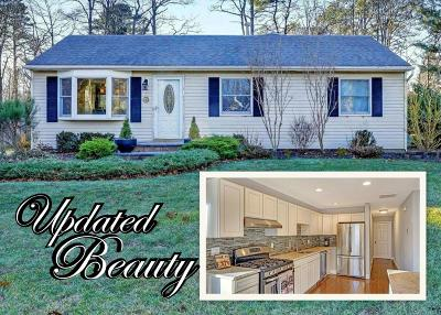Howell Single Family Home For Sale: 261 Lanes Pond Road