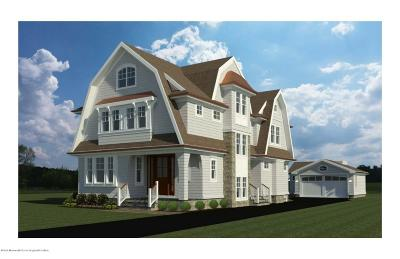 Monmouth County Single Family Home Under Contract: 303 Trenton Boulevard