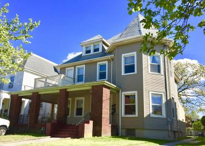 Asbury Park Multi Family Home For Sale: 316 8th Avenue