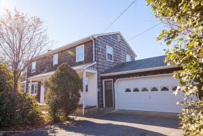 Sea Girt Single Family Home Under Contract: 501 Chicago Boulevard