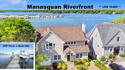 Brick Multi Family Home For Sale: 175 Riverside Drive