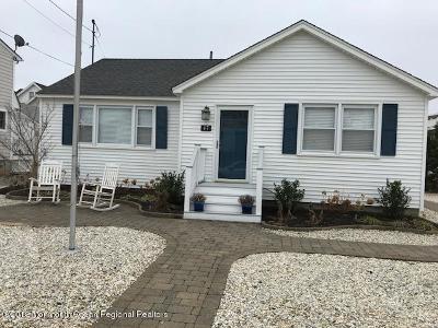 Seaside Park NJ Single Family Home For Sale: $755,000