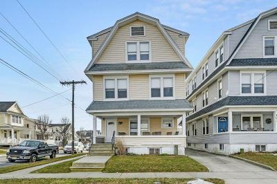 Belmar Single Family Home Under Contract: 201 16th Avenue