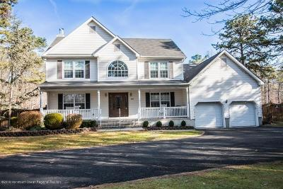 Jackson Single Family Home For Sale: 681 Toms River Road