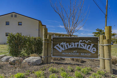 Condo/Townhouse Under Contract: 51 Wharfside Drive