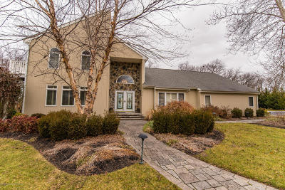 Toms River Single Family Home Under Contract: 2314 Tapestry Court