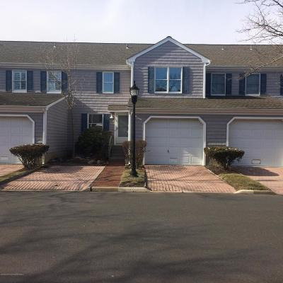 Point Pleasant Condo/Townhouse For Sale: 50 Bay Point Harbour