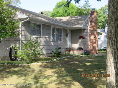 Point Pleasant Single Family Home Under Contract: 2511 Littlehill Road