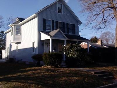 Point Pleasant Single Family Home For Sale: 908 Ellison Avenue