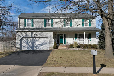 Hazlet Single Family Home Under Contract: 6 Siano Place