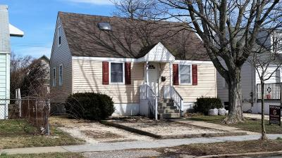 Avon-by-the-sea, Belmar Single Family Home For Sale: 318 16th Avenue