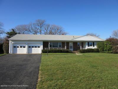 Long Branch Single Family Home For Sale: 978 Ocean Avenue
