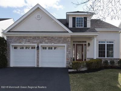 Manalapan Adult Community Under Contract: 20 Yates Road