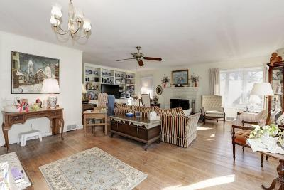 Brielle Single Family Home Under Contract: 1005 Brainard Place