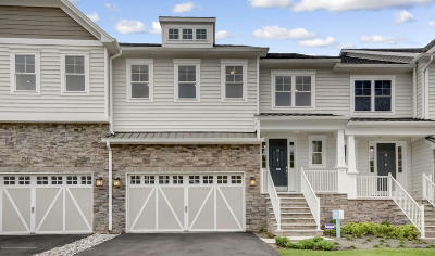 Monmouth County Condo/Townhouse For Sale: 3 Foulks Terrace #1902