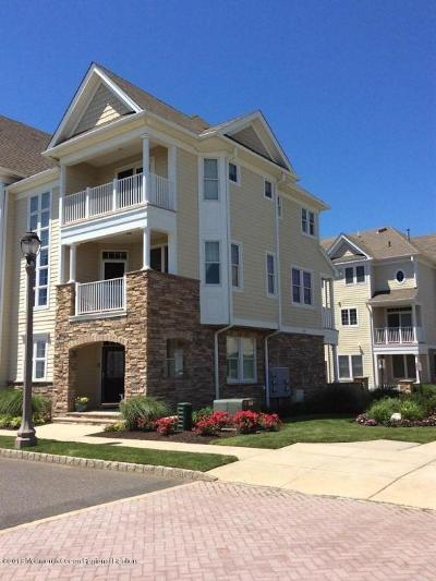 Long Branch Condo/Townhouse For Sale: 16 McKinley Street